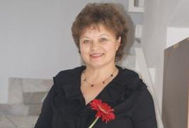 Парамон Ирина